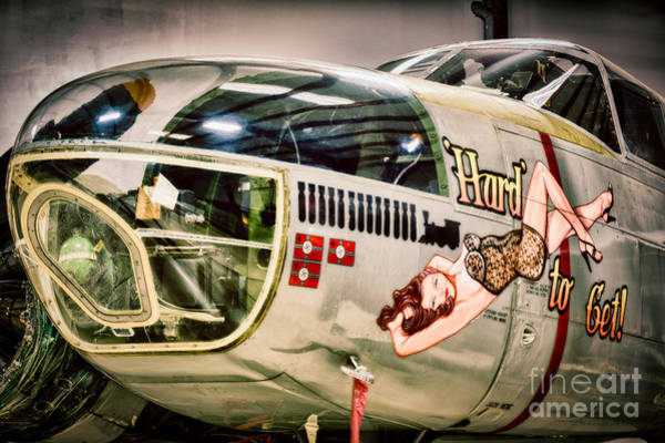 Photograph - Douglas A-26c Invader by Inge Johnsson