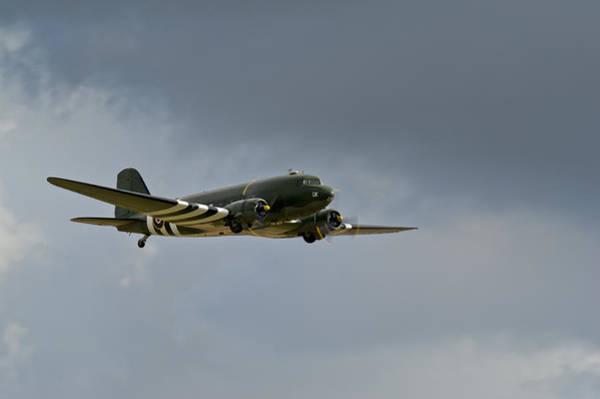 Photograph - Douglas C-47 Dakota by Gary Eason