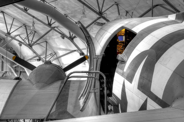 Photograph - Douglas C-47 Skytrain by David Dufresne