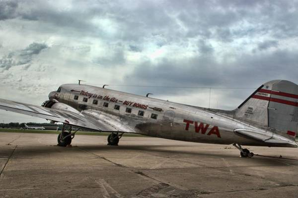 Photograph - Douglas Dc-3 by Tim McCullough