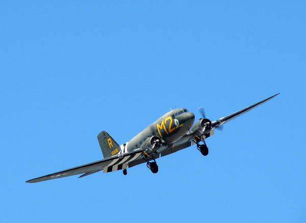 Photograph - Douglas Dc2 by Jeff Lowe