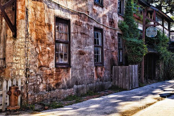 Photograph - Down By The Old Mill by Mary Lou Chmura