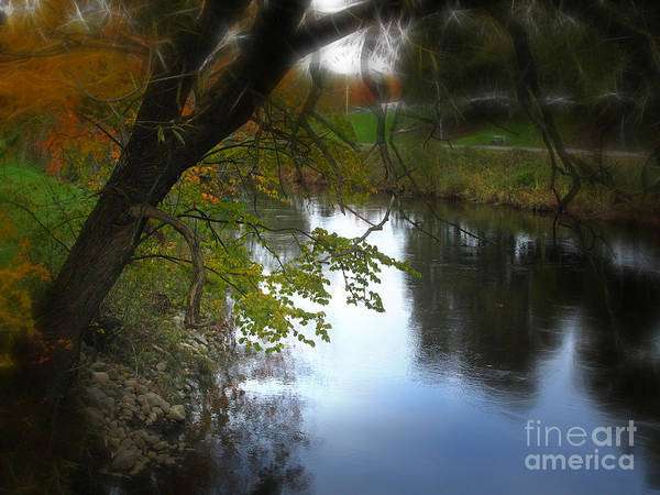 Riverside Photograph - Down By The Riverside by Lutz Baar
