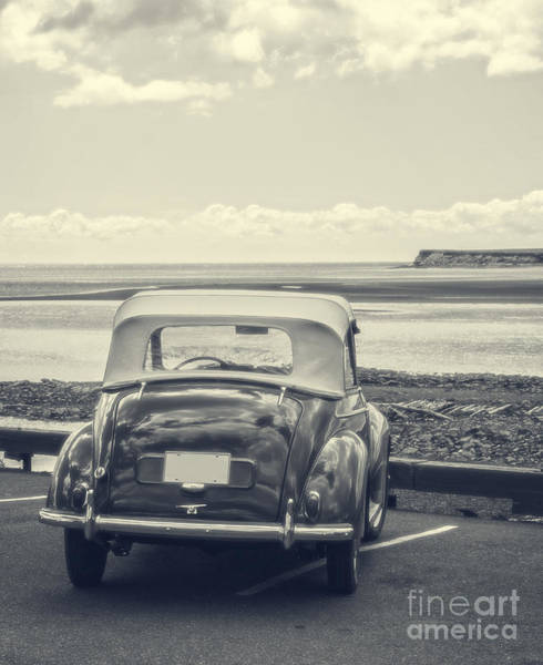 Wall Art - Photograph - Down By The Shore by Edward Fielding