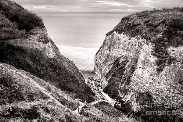 Wall Art - Photograph - Down To The Sea by Olivier Le Queinec