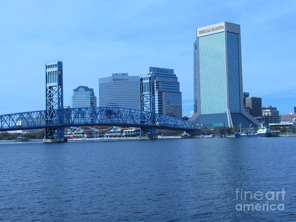 Wall Art - Photograph - Downtown 1 by William Bryant
