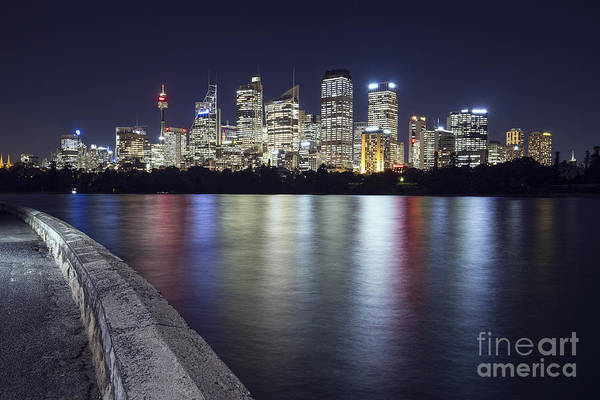 Wall Art - Photograph - Downtown by Andrew Paranavitana