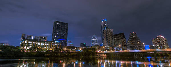 Photograph - Downtown Austin by David Morefield