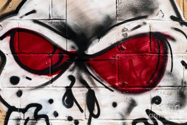Photograph - Street Art by Bernd Laeschke