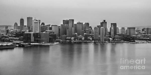 Two Harbors Photograph - Downtown Boston by Twenty Two North Photography