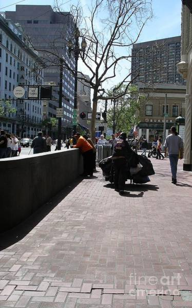 Photograph - Downtown San Francisco by Cynthia Marcopulos
