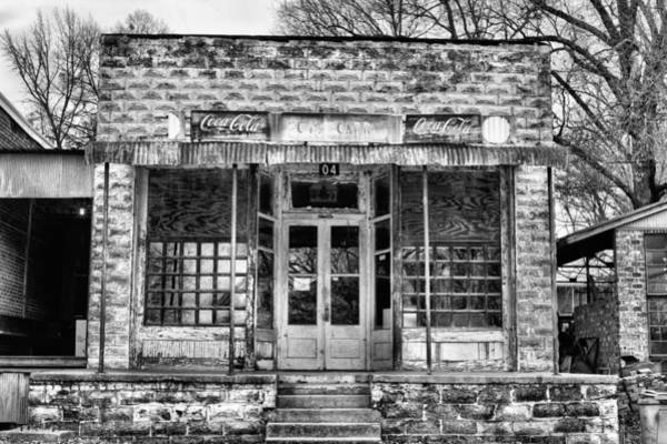 Photograph - Downtown Taylor by JC Findley