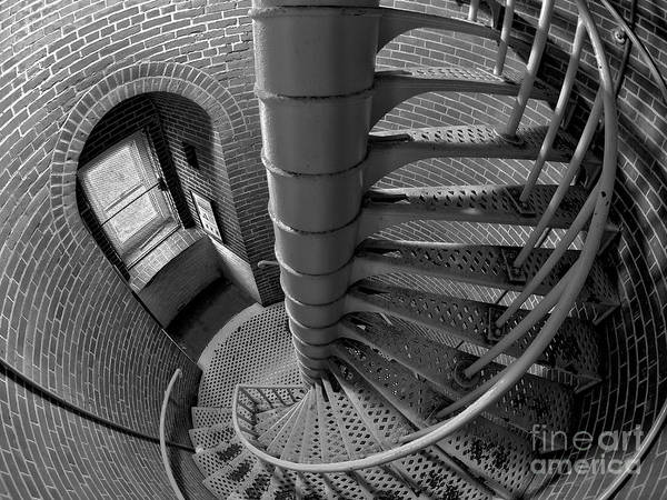 Photograph - Downward Spiral by Mark Miller