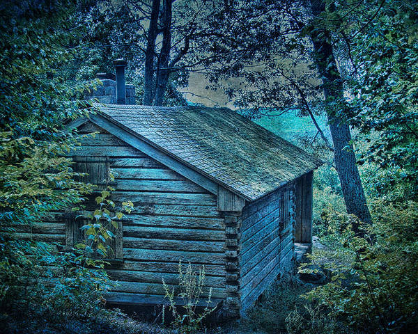 Photograph - Doyles River Cabin by Jemmy Archer