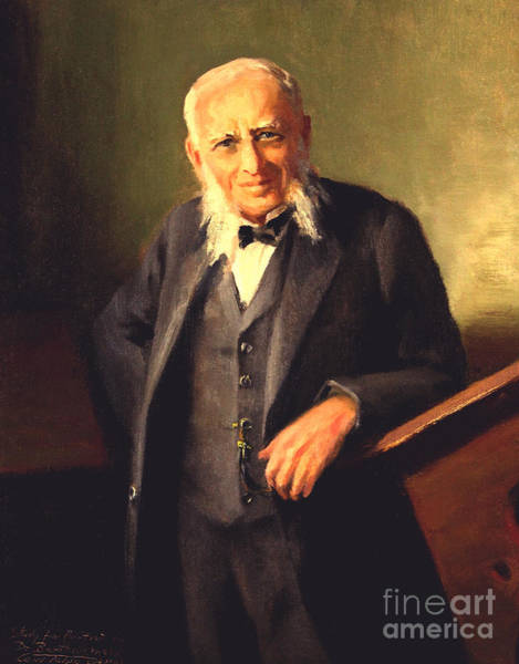 Painting - Dr. Edward Fry Bartholomew  by Art By Tolpo Collection