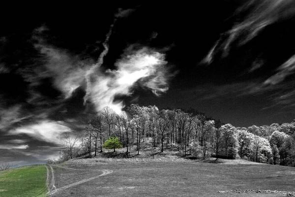 Dragon Cloud Art Print