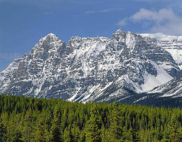 Photograph - 1m3839-dragon Peak 2 by Ed  Cooper Photography