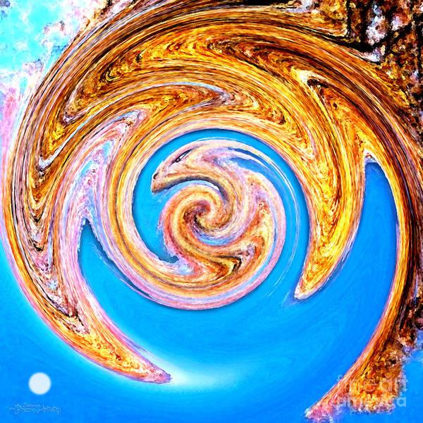 Wall Art - Digital Art - Dragon's Lair by Cristophers Dream Artistry