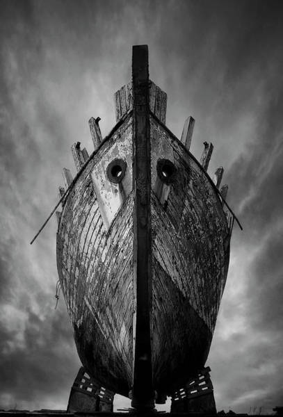 Wall Art - Photograph - Drakkar by Sebastien Del Grosso