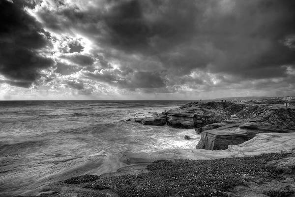 Photograph - Drama by Peter Tellone