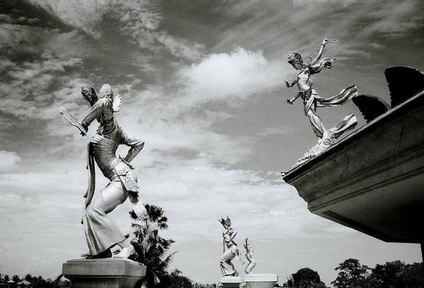 Photograph - Dramatic Bali by Shaun Higson