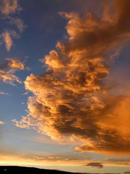 Okanagan Photograph - Dramatic Okanagan Sunset by Will Borden