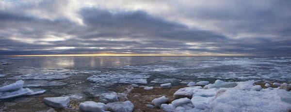 Photograph - Dramatic Skies After Sunrise by Leda Robertson