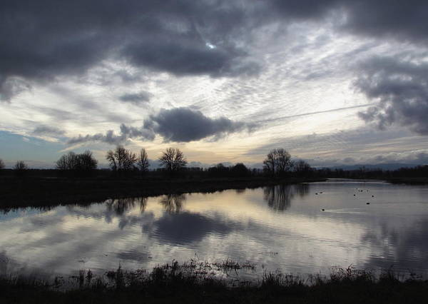 Wall Art - Photograph - Dramatic Skies by Angie Vogel