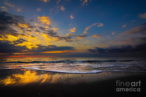 Wall Art - Photograph - Dramatic Sunrise by Matthew Trudeau