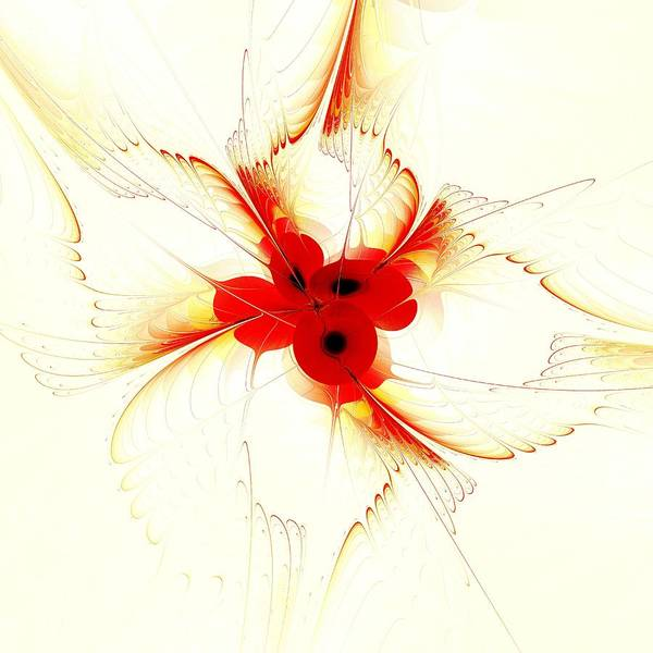 Digital Art - Dream Flower by Anastasiya Malakhova