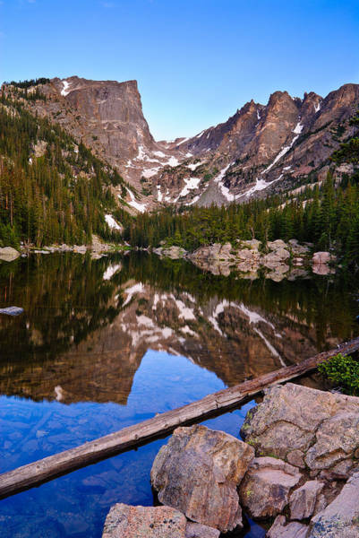 Wall Art - Photograph - Dream Lake by Doug Andrews