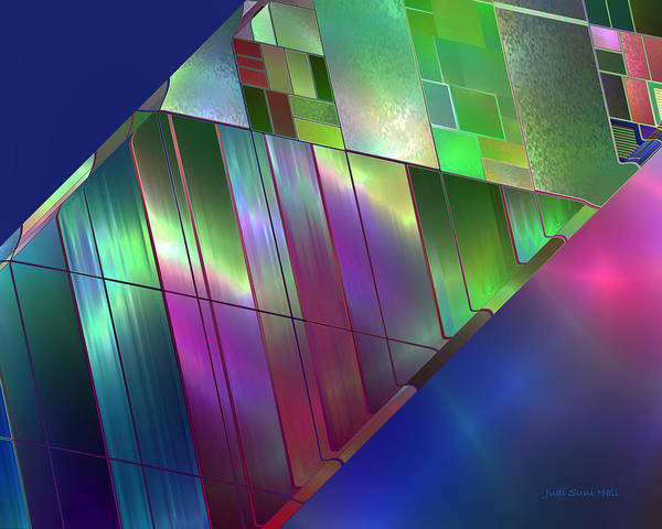 Digital Art - Dream Path by Judi Suni Hall