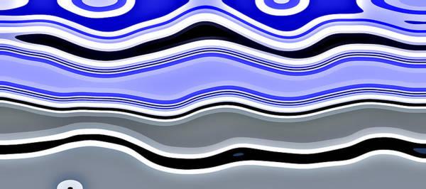 Wall Art - Digital Art - Dream Peaks 2 by David G Paul