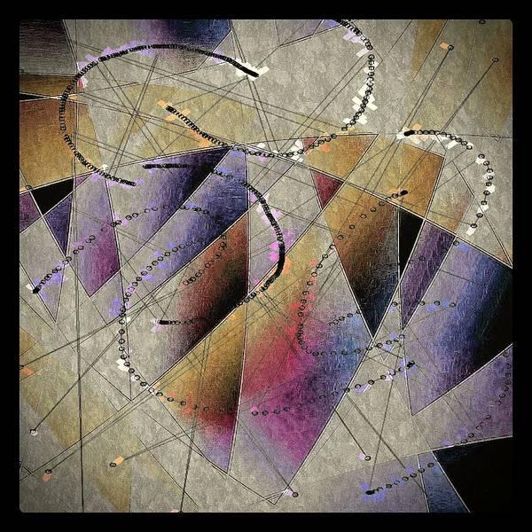 Painting - Dreaming Da Vinci by Susan Maxwell Schmidt