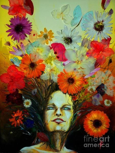 Print On Demand Wall Art - Painting - Dreams by Alessandra Andrisani