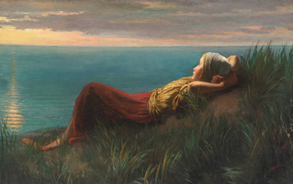 Dolce Wall Art - Painting - Dreams. Dolce Far Niente by Jozef Israels