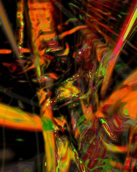 Voodoo Digital Art - Dreamscape 03 - Voodoo Dreams by Mimulux patricia No