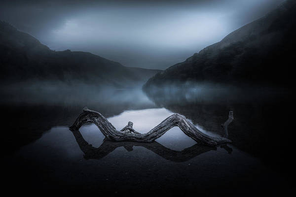 Clear Water Photograph - Dreamscape by David Ahern