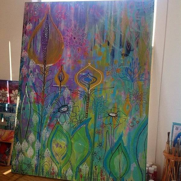 Wall Art - Photograph - Dreamscape...first Layer Of My First by Robin Mead