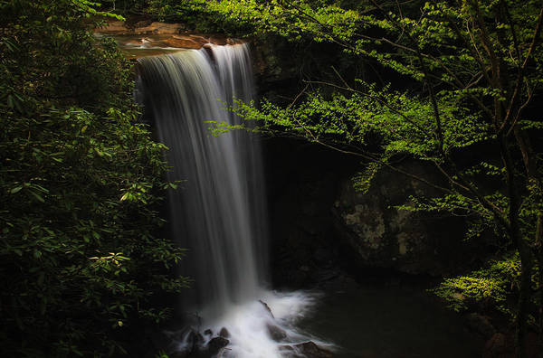 Photograph - Dreamy Cucumber Falls by Rachel Cohen