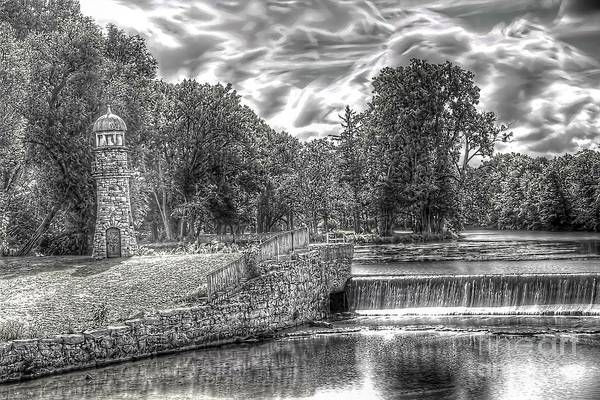 Photograph - Dreary Como Lake Park by Jim Lepard