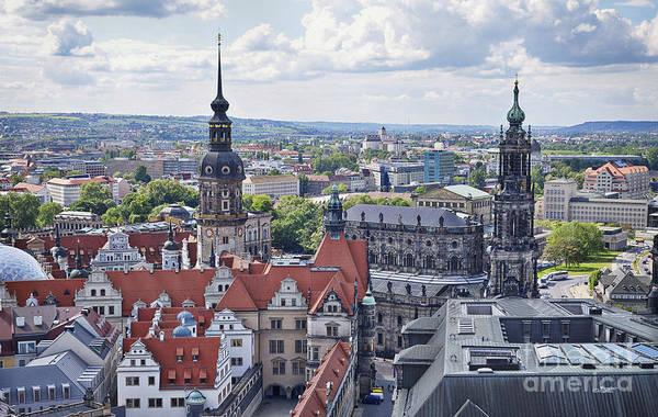 Photograph - Dresden by Jutta Maria Pusl