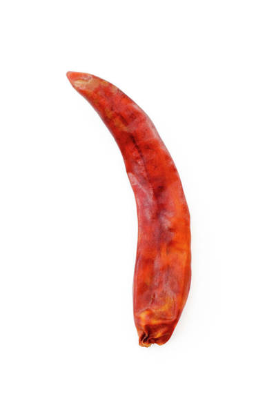 Wall Art - Photograph - Dried Red Chilli Pepper by Geoff Kidd/science Photo Library