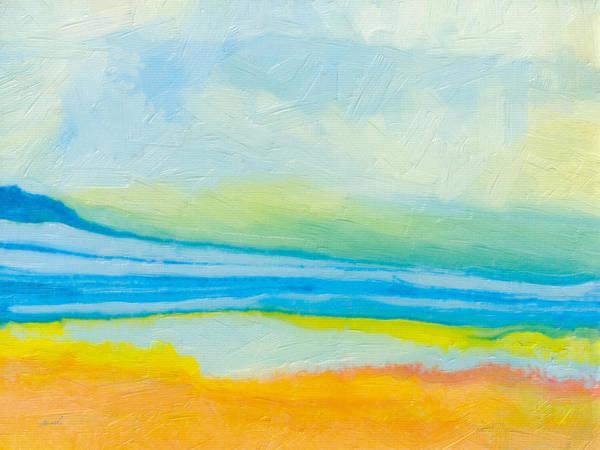 Wall Art - Painting - Drifting Lazily by The Art of Marsha Charlebois