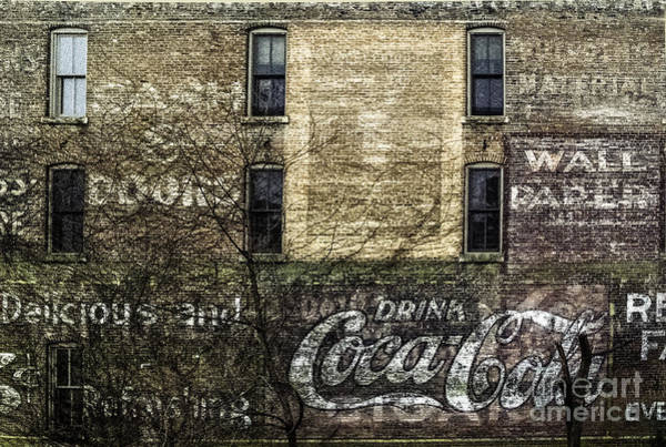 Photograph - Drink Cocacola by Curtis Dale