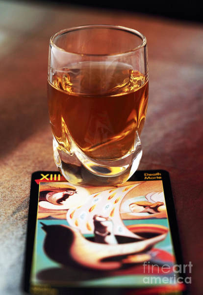 Photograph - Drink Of Death by John Rizzuto