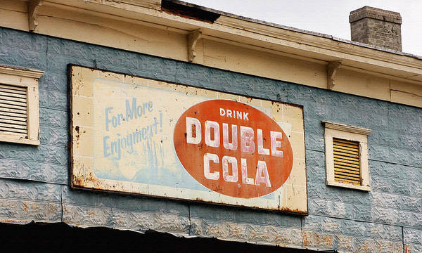 Glendale Wall Art - Photograph - Drink Sign by Art Block Collections