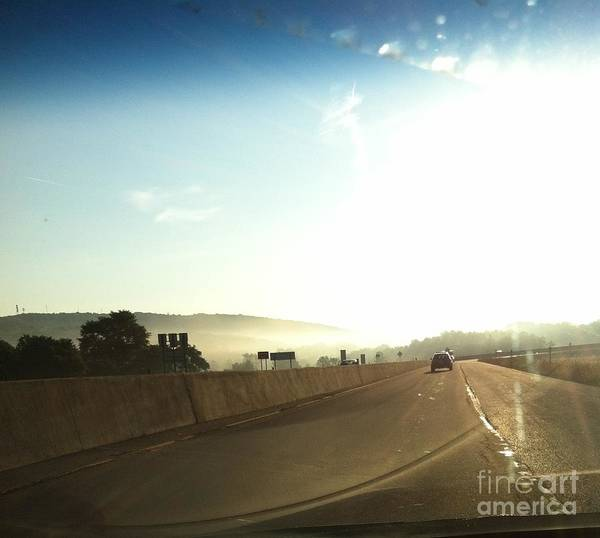 Highway 86 Photograph - Drive by Ashley Ordines