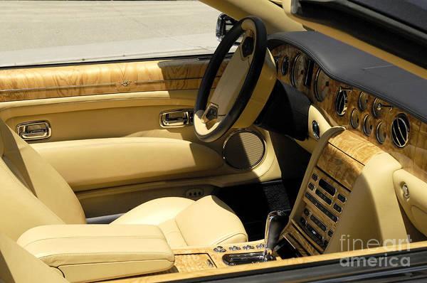 Photograph - Drive In Luxury by Brenda Kean