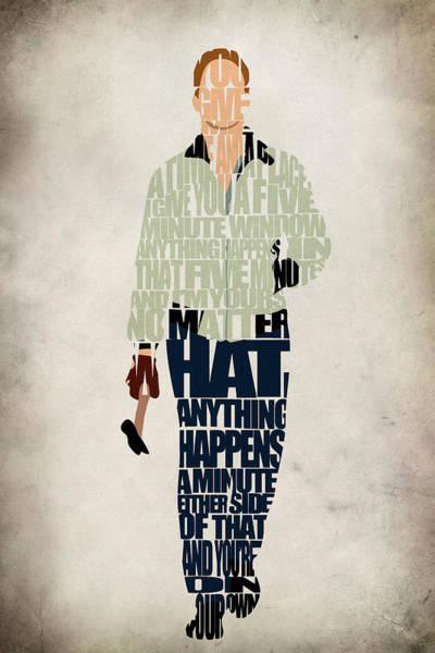 Gosling Wall Art - Digital Art - Driver - Ryan Gosling by Inspirowl Design